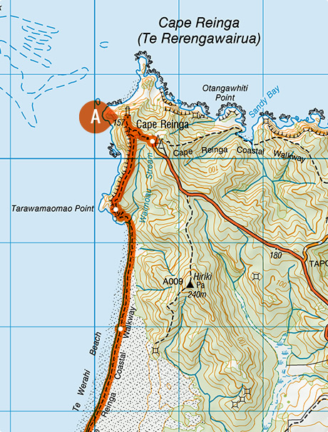 Te Araroa Trail Maps