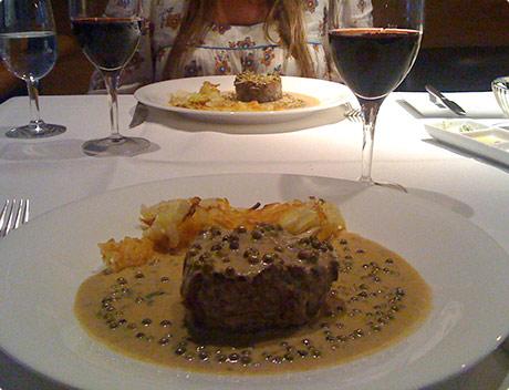 Beef Club - John Bull Pepper Steak