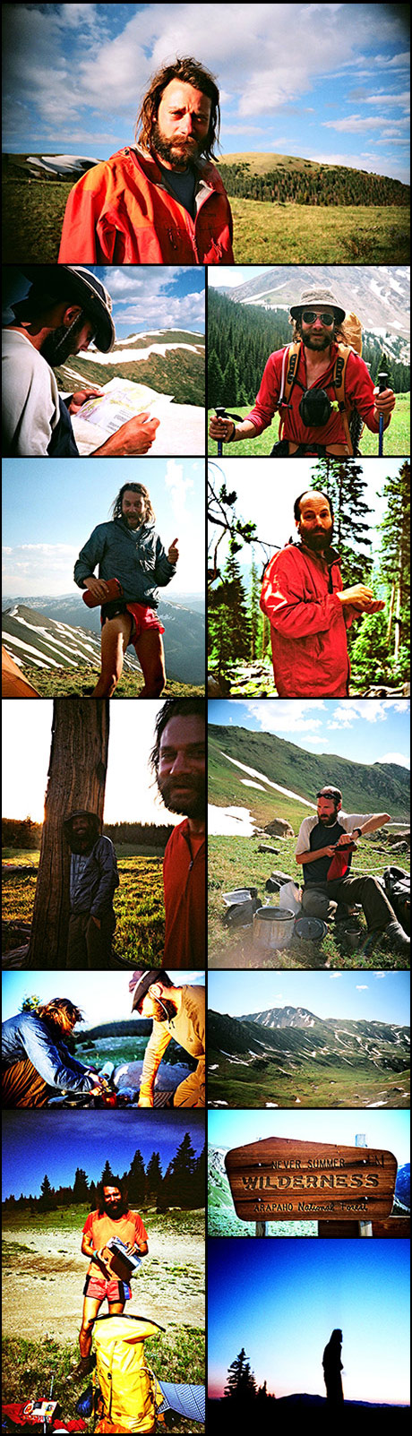 Cookie and Paul In Colorado Montage