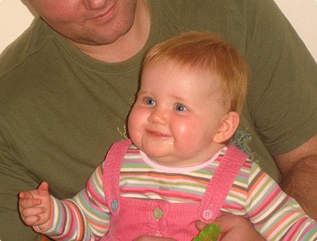 Daisy 7 months