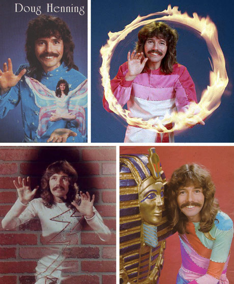 Doug Henning - Picture Colection