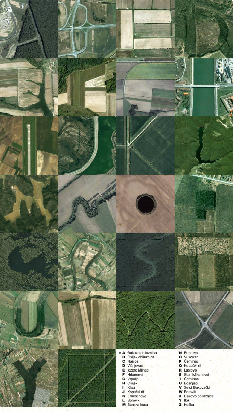 Google Earth Typography