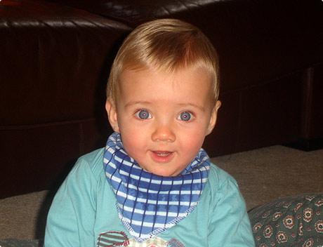 Oliver 7 months