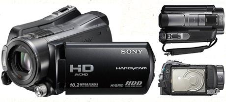 Sony HDR-SR12E HD Hard Disc Drive Handycam