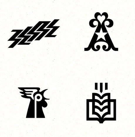 Logos by Stefan Kanchev