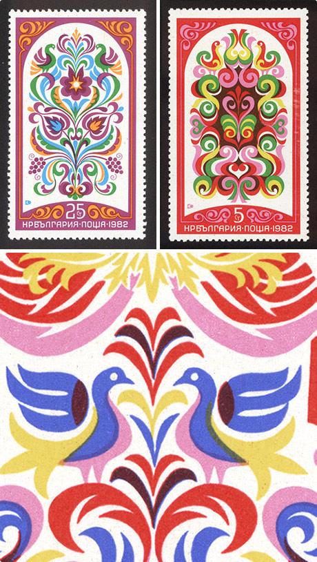 Stefan Kanchev - Stamps