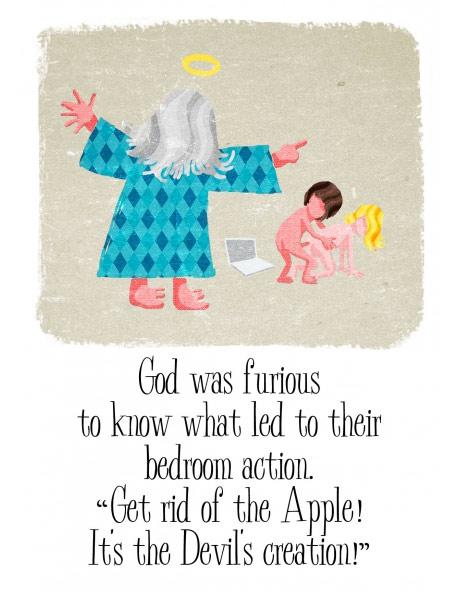 adam's apple story