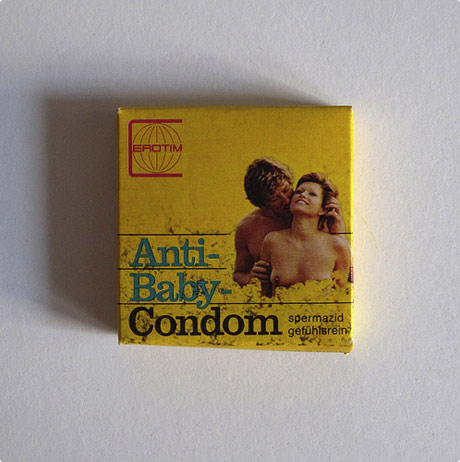 Anti Baby Condom