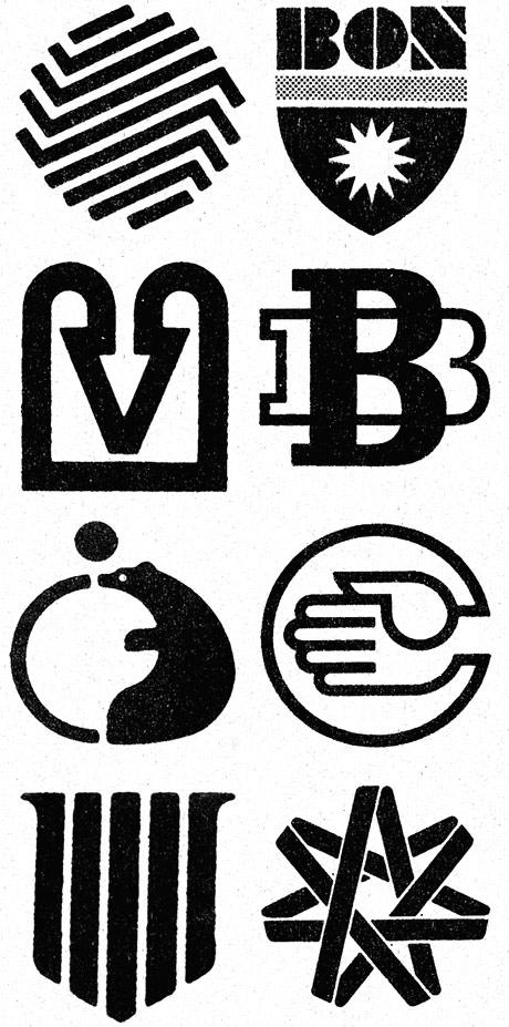 Old Bank Logos