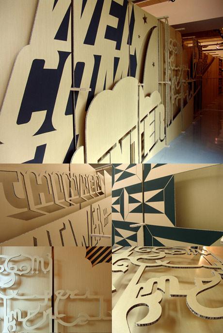 Big Cardboard Type