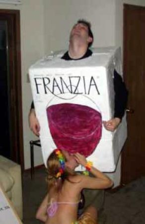 Fancy Dress, Box of Wine