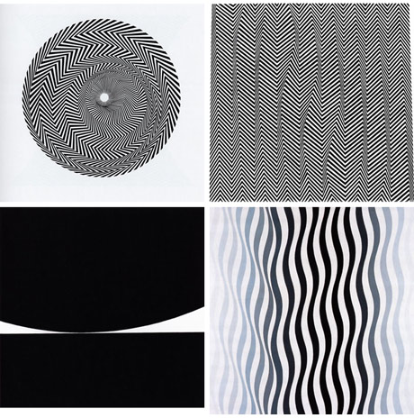 Op Art of Bridget Riley
