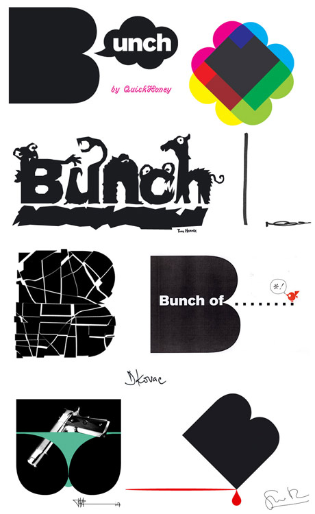 Bunch of logos