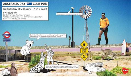 Australia Day ClubPub