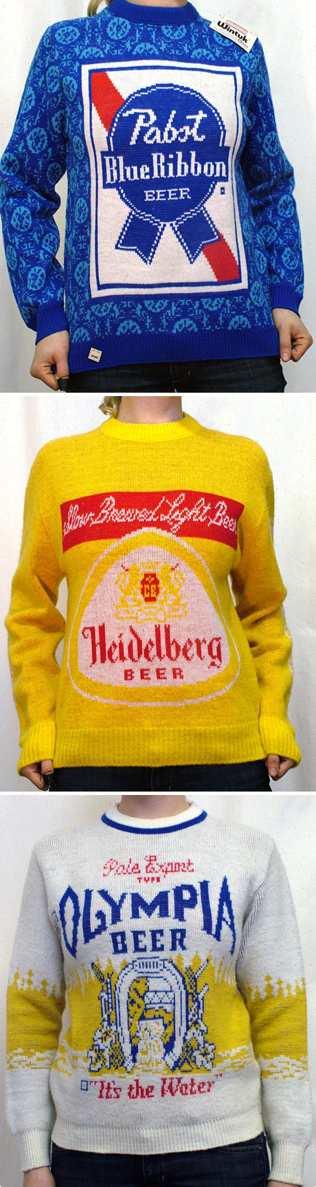 Beer / Drinking Jumpers