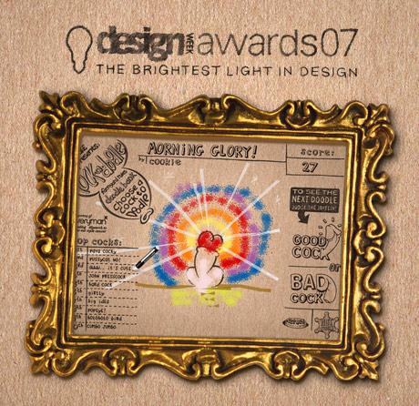 Design Week Awards Cock-a-doodle