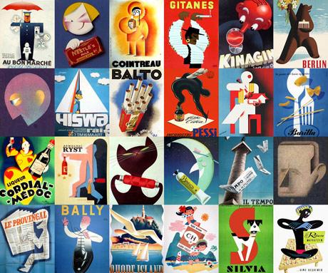 Art Deco European Posters