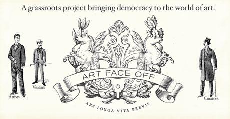 Art Face Off
