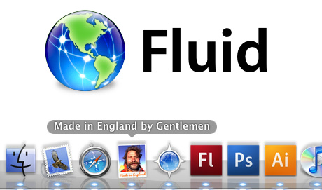 Fluid - Site Specific Browsers