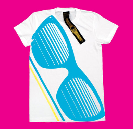 Free Gold Watch nu-rave t-shirts