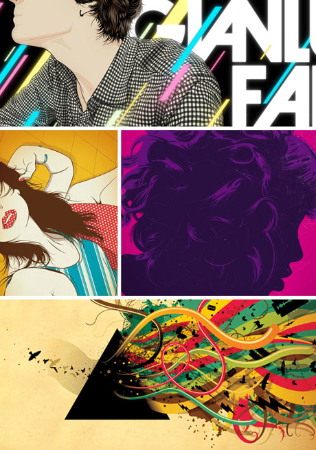 Examples of Gianluca Fallone's work