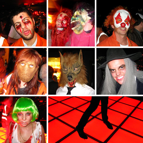 hallowen fancy dress clubpub