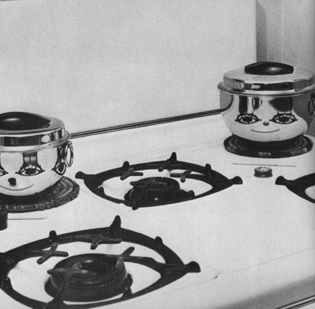Happy pans