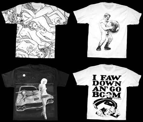 Hello Minor t-shirts