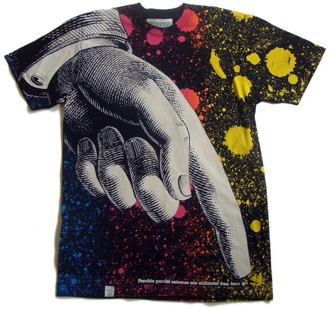 imaginary foundation t-shirt