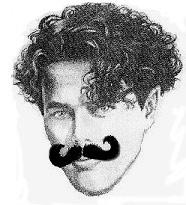 Imperial Moustache