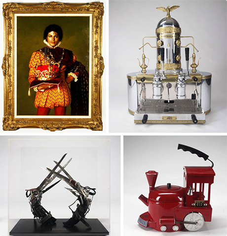 Michael Jackson's Auction