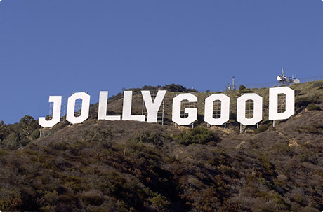 Jolly Good Hollywood
