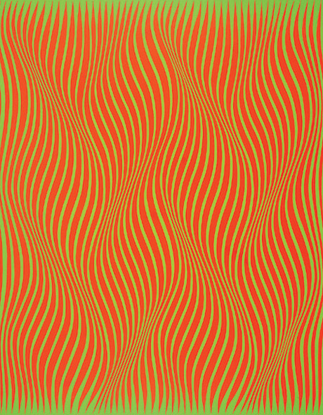 Op Art of Julian Stanczak