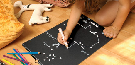 Join the dots calendar for kids