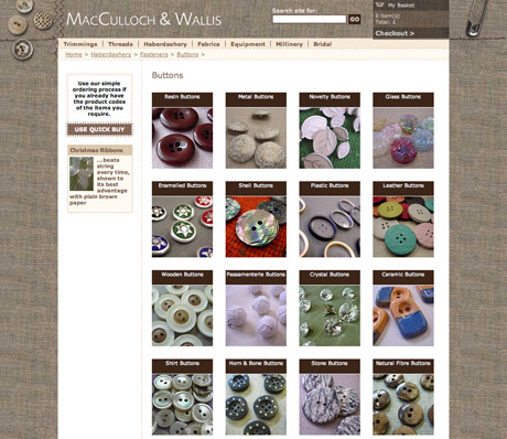macculloch and wallis website