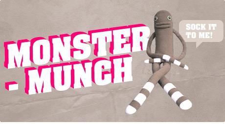 Monster Munch blog by Nicky Gibson