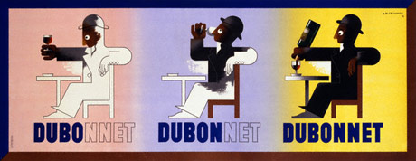 Old Dubonnet Advert