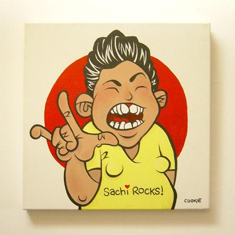 Sachi Rocks!