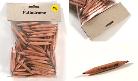Palindrome pencils