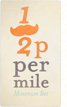 pence per mile pledge page