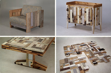 Piet Hein Eek, furniture