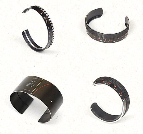 re:vision camera lens bracelets