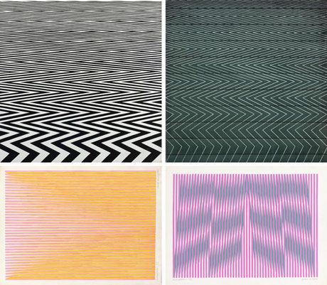 Op Art of Richard Allen