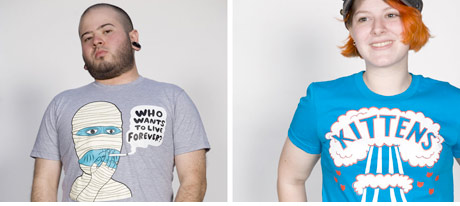 T-Shirts from SEIBEI