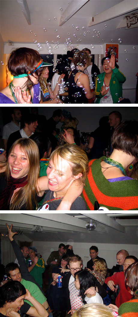 Cookie's Surprise Party 2007