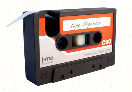 cellotape dispensing cassette tape