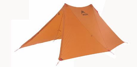 MSR Twin Peaks Tent
