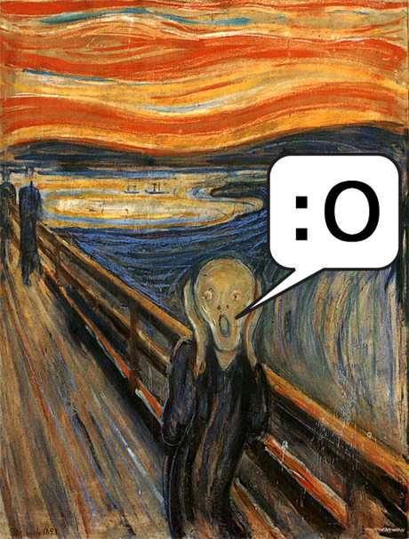 The Scream explained for geeks