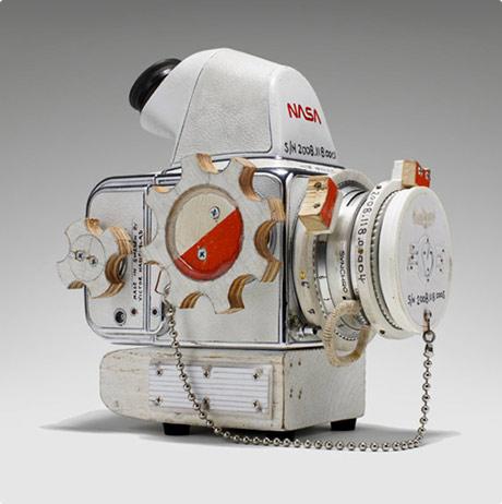 Tom Sachs - NASAblad