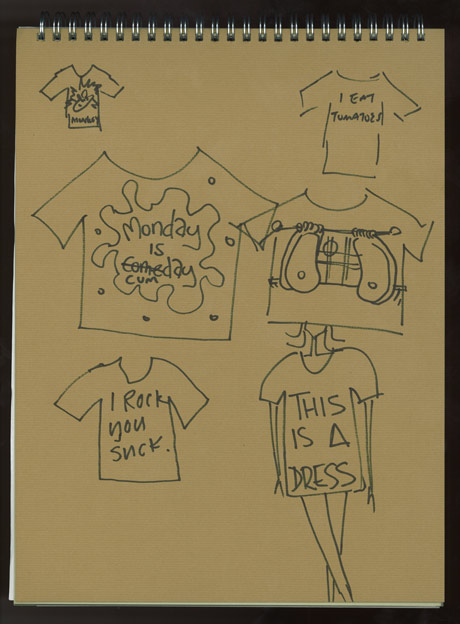 T-Shirts Ideas